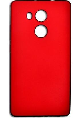 Kapakevi Huawei Mate 8 Slim Fit Premium Silikon Kılıf