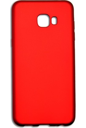 Kapakevi Samsung Galaxy C5 Pro Slim Fit Premium Silikon Kılıf