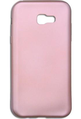 Kapakevi Samsung Galaxy A7 2017 Slim Fit Premium Silikon Kılıf