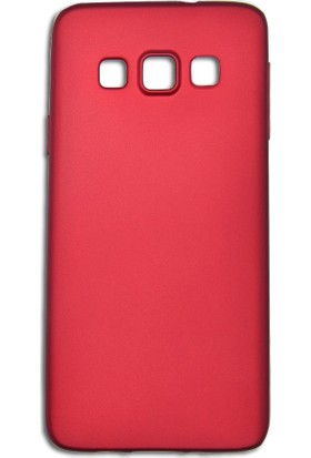Kapakevi Samsung Galaxy A3 2015 Slim Fit Premium Silikon Kılıf