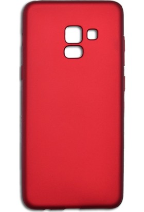 Kapakevi Samsung Galaxy A8 2018 Slim Fit Premium Silikon Kılıf