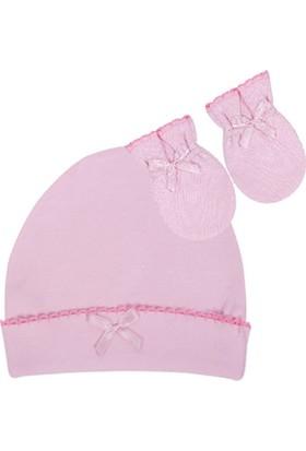 Sevi Bebe 99 Şapka Eldiven Takım