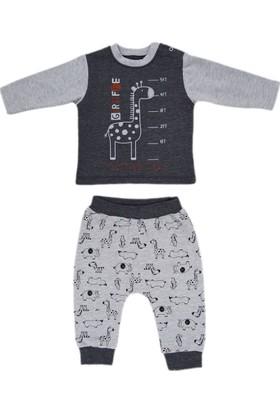 Bebetto K1538 Penye 2'li Pijama Takımı