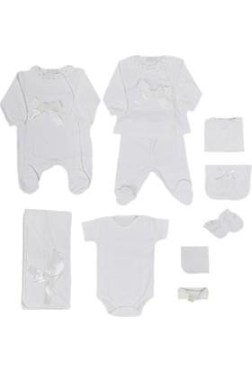Bonne Baby 327193 10'lu Bebek Hastane Çıkış Seti