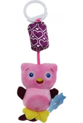 Sozzy Toys SZY134 Salıncaklı Baykuşum Çıngırak