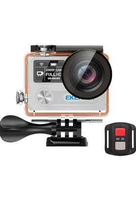Eken H8R 4K Wi-Fi Aksiyon Kamera + Kumanda