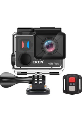 Eken H9R Plus 4K Wi-Fi Aksiyon Kamera + Kumanda