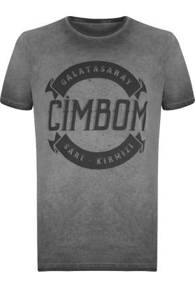 Gs Store Galatasaray Lisanslı Cimbom T-Shirt