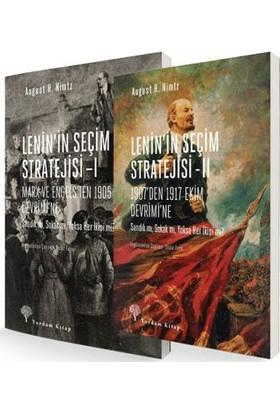 Lenin'İn Seçim Stratejisi-2 Kitap Takım - August H. Nimtz