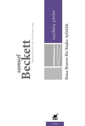 Seçilmiş Şiirler - Samuel Beckett