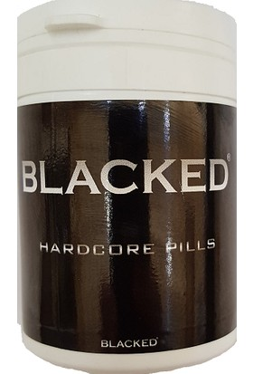 Blacked 30 Kapsül Gıda Takviyesi
