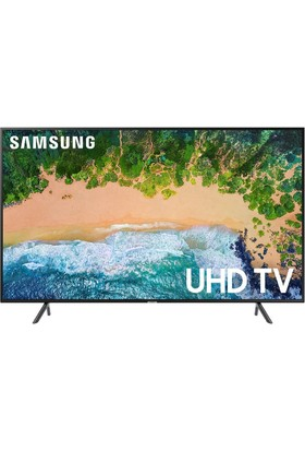 "Samsung 75NU7100 75"" 190 Ekran 4K Ultra HD Smart Tv"