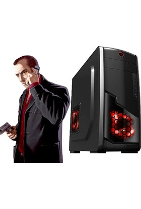 Avantron AMD2200-1 AMD Ryzen 3 2200G 8GB 1TB GTX1050Ti Freedos Masaüstü Bilgisayar