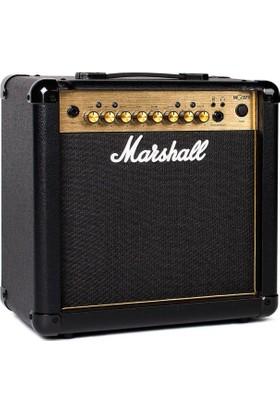 Marshall MG15GFX 15W 1X8'' Combo Elektro Gitar Amfisi