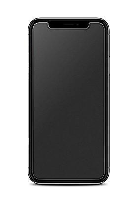 Dafoni iPhone X Slim Triple Shield Mat Ekran Koruyucu