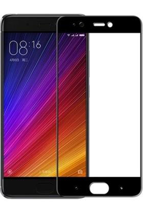 Dafoni Xiaomi Mi 5s Curve Slim Triple Shield Siyah Ekran Koruyucu