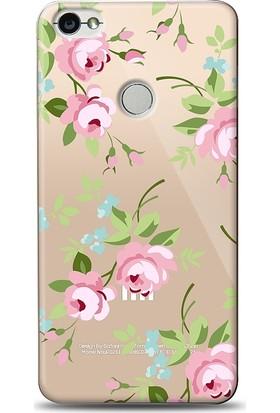 Eiroo Xiaomi Redmi Note 5A / Note 5A Prime Roses Desenli Kılıf