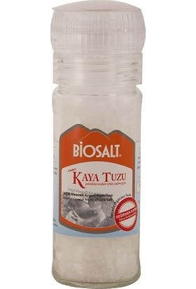 Biosalt Çankırı Kaya Tuzu 110 gr