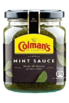 Colman's Klasik Nane Sosu 250 ml