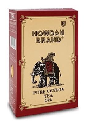 Howdah Brand Siyah Çay 500 gr