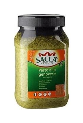 Sacla Pesto Fesleğenli Makarna Sosu 950 gr