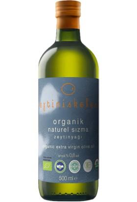 Zeytin İskelesi Organik Naturel Sızma Zeytinyağı 500 ml