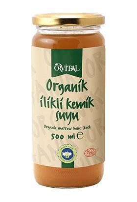 Orvital Organik İlikli Kemik Suyu 500 gr