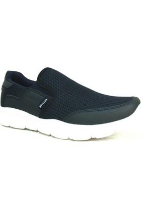 Wickers 1043 Lacivert Bağcıksız Erkek Spor Ayakkabı