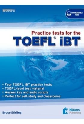 Nova's Practice Tests For The Toefl İbt +Audio - Bruce Stirling