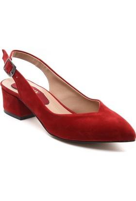Sapin 26045 Kadın Topuklu Ayakkabı