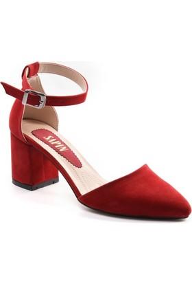 Sapin 26164 Kadın Topuklu Ayakkabı