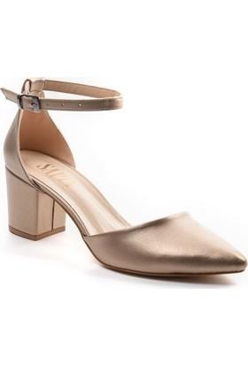Sapin 26206 Kadın Topuklu Ayakkabı