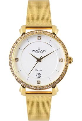 Nacar 09-396173-DSM Kadın Kol Saati