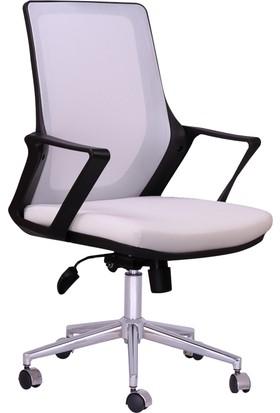 Büronet Alfa Beyaz Personel Ve Şef Koltuğu - Büronet Ofis