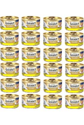 Gourmet Gold Çifte Lezzet Ciğer Tavşan 85 Gr x 24 Adet