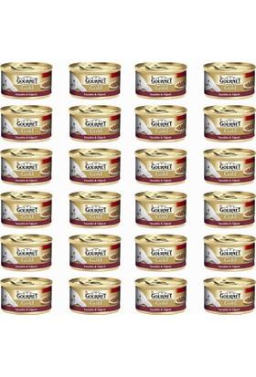 Gourmet Gold Parça Etli Ve Soslu Tavuk Ciğer 85 Gr x 24 Adet