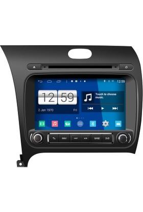 Ar-Lox Kia Cerato Yenı Kasa Android Navigasyon Multimedya TV USB Oem