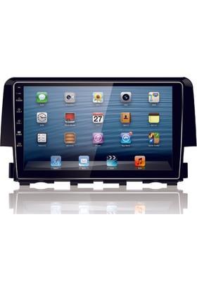 Darwill Android Navigasyon Multimedya TV USB Oem 9 inç Dokunmatik Ekran Sistemi Araba GPS Navigasyon Sistemi