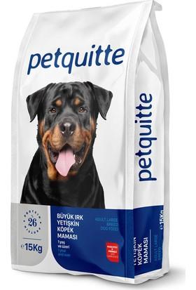 Petquitte Maxi Adult Büyük Irk Yetişkin Köpek Kuru Maması 15 Kg