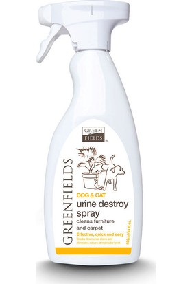 Green Fields Urine Destroy Spray Leke Ve Koku Giderici Temizleme Spreyi 400 Ml