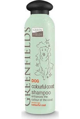 Green Fields Colourful Coat Renkli Tüylü Köpek Şampuanı 250 Ml