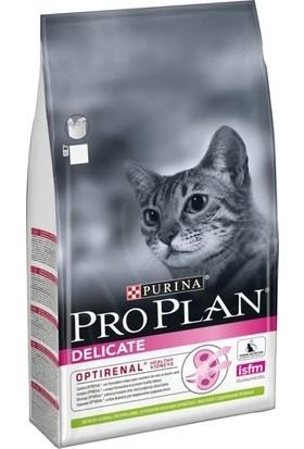 Pro Plan Delicate Kuzulu Kedi Maması 1,5 Kg