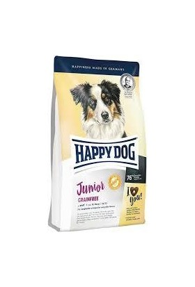 Happy Dog Supreme Young Junior Grain Free Tahılsız Yavru Köpek Maması 10 Kg