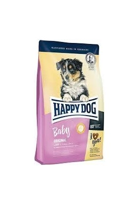 Happy Dog Supreme Young Baby Original Glutensiz Yavru Köpek Maması 4 Kg