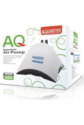 Aquawing AQ260 Çift Çıkışlı Hava Motoru