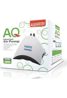 Aquawing AQ460 Çift Çıkışlı Hava Motoru