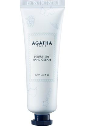 Agatha Perfumery Hand Cream - Çiçek Özlü Baş Döndürücü Kokulu El Kremi