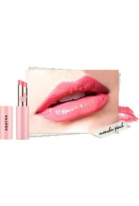 Agatha Blanc Mellow Lip Tint - Ruj
