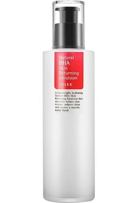 Cosrx Natural Bha Skin Returning Emulsion - Doğal Bha Centella Ekstreli Sivilce Emülsiyonu