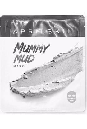 April Skin Mummy Mud Mask - Arındırıcı Besleyici Kil Maskesi